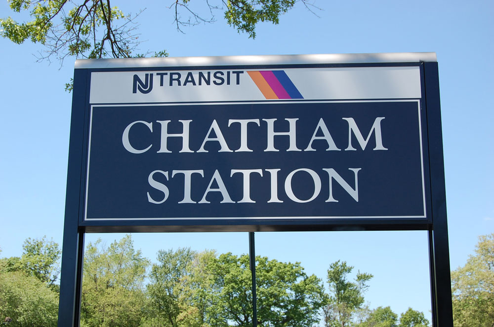 Chatham Train Station
